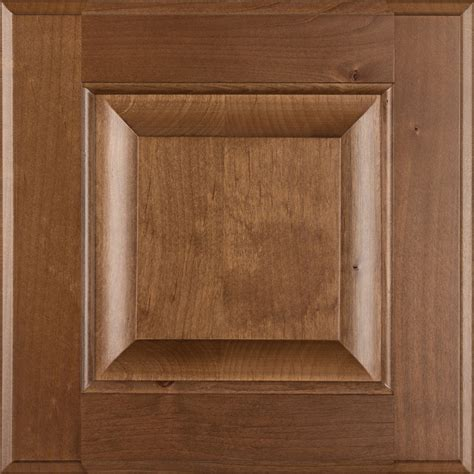 5 Piece Raised Panel in Clear Alder Bali   Burrows