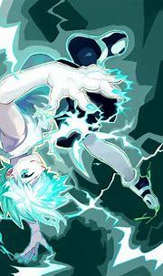 godspeed. | Hunter x hunter, Anime, Hxh killua