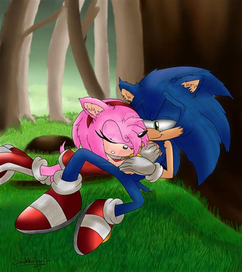 sonamy by sonikkufan94 on deviantart