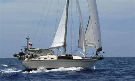 Sailboat Types by Is The Cutter Rig Sailboat The Best Choice For Offshore