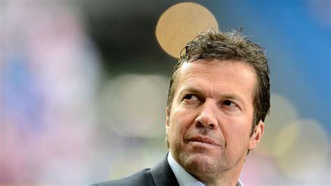 Lothar matthäus is a free agent in pro evolution soccer 2021. Lothar Matthäus Biographie Ganz oder gar nicht über Liebe, Ehe - Schweizer Illustrierte