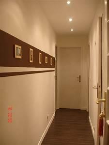idee couleur peinture couloir maison design bahbecom With idee couleur couloir entree 2 couloir entree avis deco conseils et avis sur votre