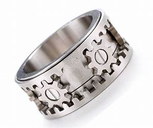 top 5 mens rings for 2017 With mens gear wedding ring