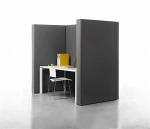 Cloison Acoustique Bureau : cloison de s paration acoustique design modulable pour ~ Premium-room.com Idées de Décoration