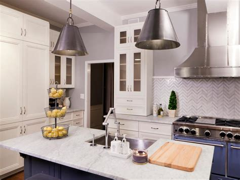 Inspired Examples Of Marble Kitchen Countertops  Hgtv