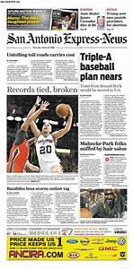 San Antonio Express News March 31, 2016 - Free eBooks Download
