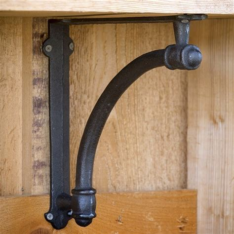 Decorative Metal Corbels by Park Hill Farmhouse Shelf Bracket Iron Accents