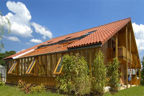 Haus Mit Wintergarten by Haus Mit Aussicht Leben Zwischen Winterg 228 Rten
