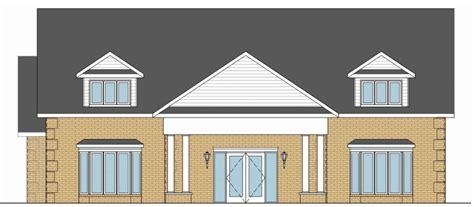 piasecki funeral home plans additional building   avenue  washington road business