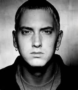 Eminem Black and White
