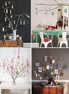 Tree Branch Decor on Pinterest