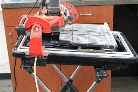 husky tile saw tile saw thd950l very good buya