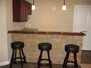 Pinterest for Simple basement bars
