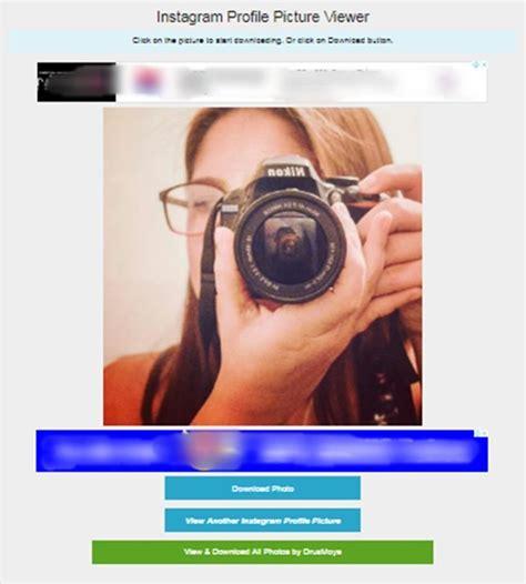 Cómo Descargar Una Foto De Perfil De Instagram En Tamaño
