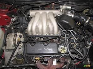 2000 Ford Taurus Se 3 0 Liter Ohv 12