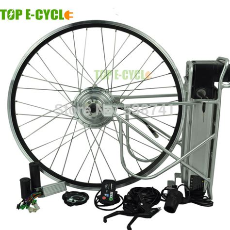 aliexpress buy 250w electric bike hub motor kit with lithium ion battery from reliable hub