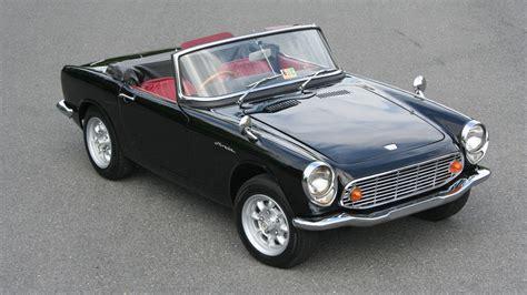 1965 Honda S600 SM Convertible | F29 | Monterey 2014
