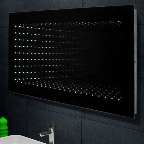 badezimmerspiegel mit led beleuchtung 3d effekt 120x60cm spiegel badspiegel ebay