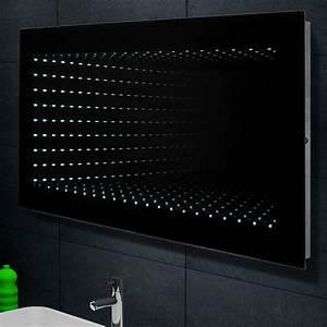 Badspiegel 80 X 60 : badezimmerspiegel mit led beleuchtung 3d effekt 120x60cm spiegel badspiegel ebay ~ Bigdaddyawards.com Haus und Dekorationen