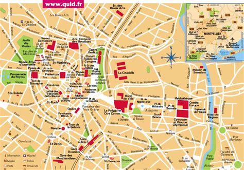 Carte Sud Montpellier by 12 Choses 224 Faire 224 Montpellier