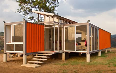 Container House Manufacturers Build Ecofriendly Houses