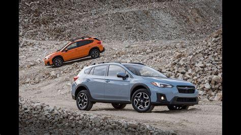 Amazing!! 2018 Subaru Crosstrek Release Date Usa