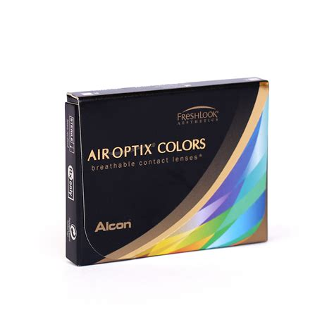 air optix color air optix colors coloured contact lenses new from alcon