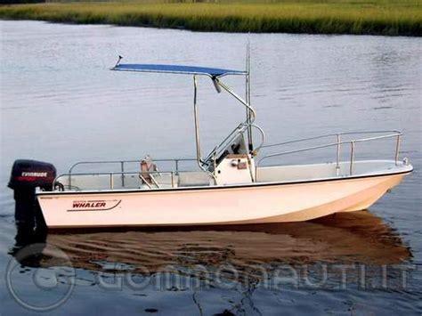 Key West Boats Vs Boston Whaler by T Top Per Boston Whaler Montauk 17