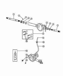 Dodge Ram 1500 Front Axle Diagram Pictures To Pin On Pinterest