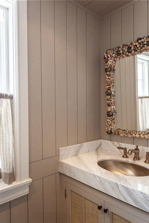 seashell wall decor design ideas