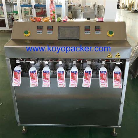 juice pouch filling sealing machine koyopackercom