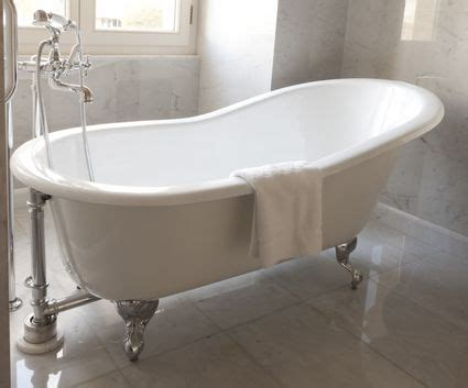 acrylic  cast iron clawfoot bathtubs
