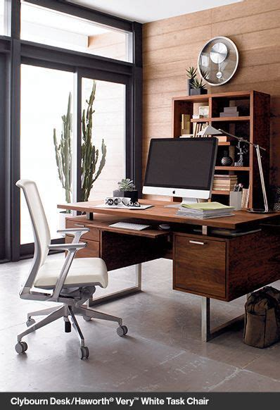 clybourn desk office furniture home office and offices on pinterest