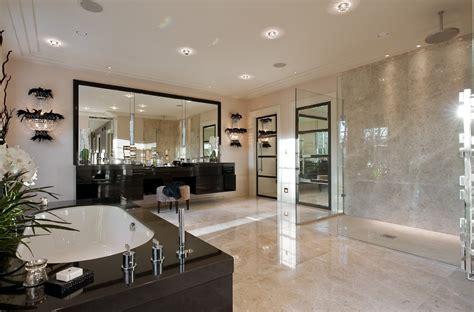 modern mansion master bathroom   ideas home