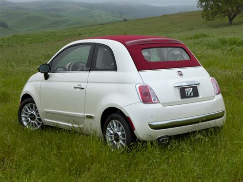 Fiat 500 Convertable by New 2017 Fiat 500c Price Photos Reviews Safety