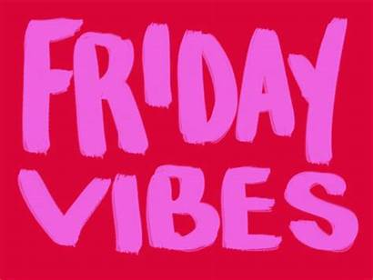 Friday Vibes Gifs Dance Weekend Denyse Giphy