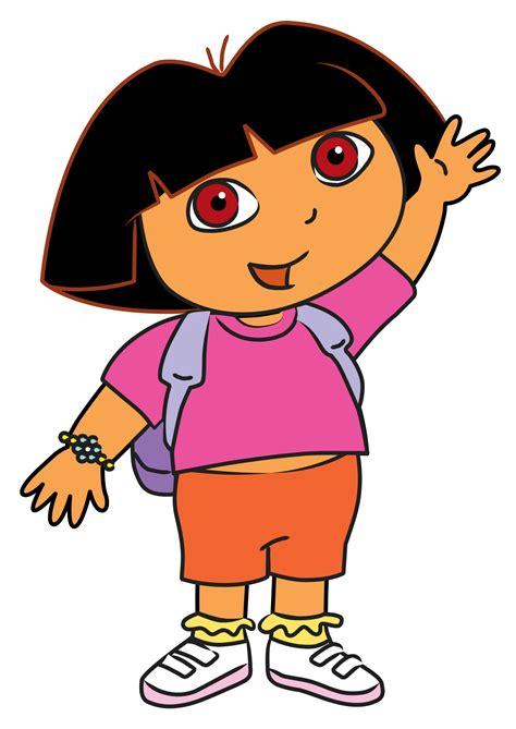 Draw Dora The Explorer Templates Dora The Explorer