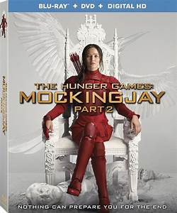 The Hunger Games: Mockingjay Part 2 DVD Release Date March ...