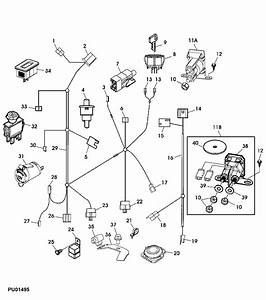 Craftsman 42 Inch Riding Mower Wiring Diagram