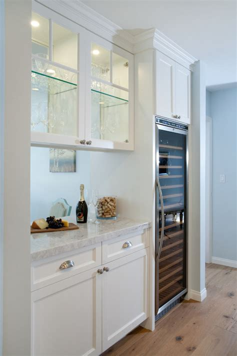 See Through Upper Cabinets Design Ideas
