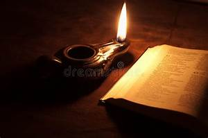oil lamp and bible stock image image of light religion With lamp and light bible
