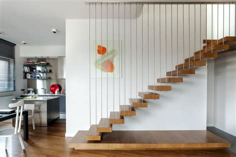 placards de cuisine appartement moderne à l intérieur design en pologne