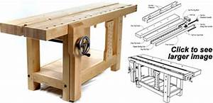 Roubo Workbench Solutions