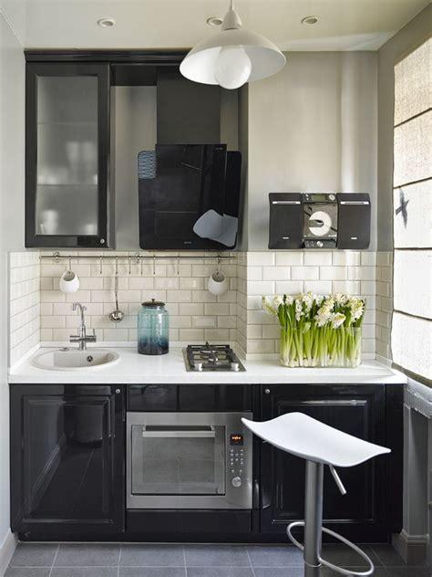fascinating big ideas  decorating super small kitchens