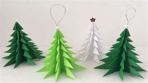 193 rbol de navidad de papel paper christmas tree christmas