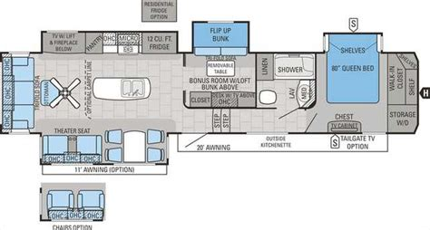 5th Wheels With 2 Bedrooms by 5th Wheel 2 Bedroom Html Autos Post