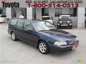 1998 Dark Blue Metallic Volvo V70 Glt  60445004