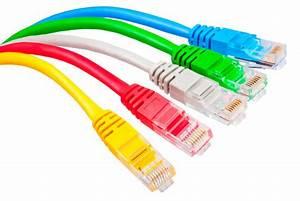 Cable Informatique Cat 6 : rouleau cable rj45 informatique reseau ethernet grade 3 ~ Edinachiropracticcenter.com Idées de Décoration