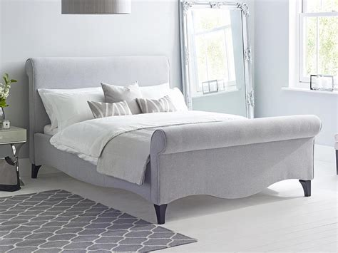 macy fabric bed living