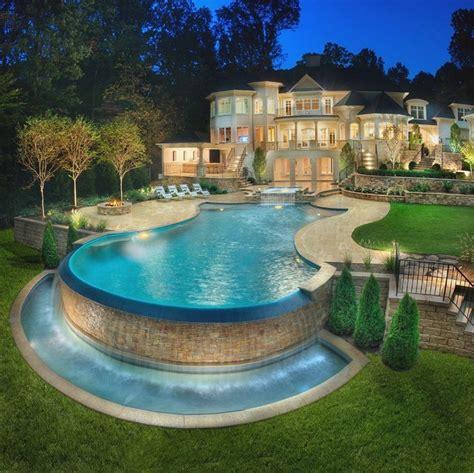 ideas  ground pool landscaping bistrodre porch  landscape ideas